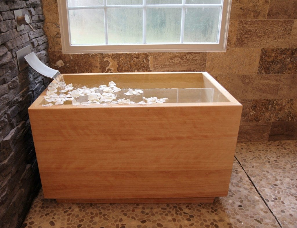 Hinoki Ofuro Tub Your Bath Store