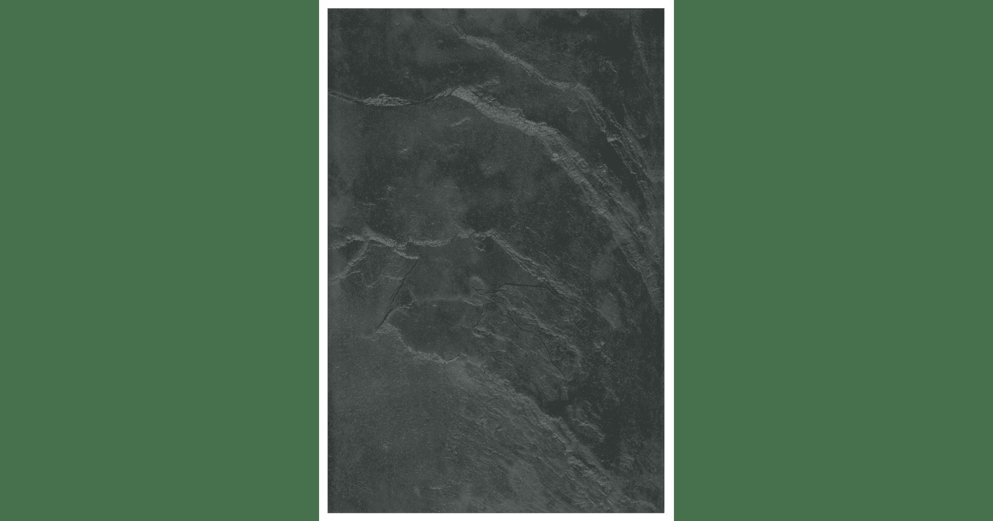 Adoni Black Slate Floor Tile 16 X 24 In Luxury Bathroom Products